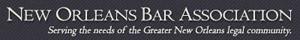 New Orleans Bar logo