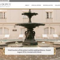 Maison Dupuy Website Redesign