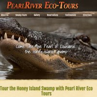 Pearl River Eco Tours Website Redesign